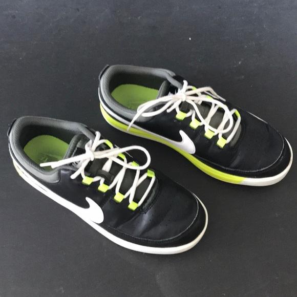 Nike Other - Kids Nike VT Junior Golf shoes in black/ volt.